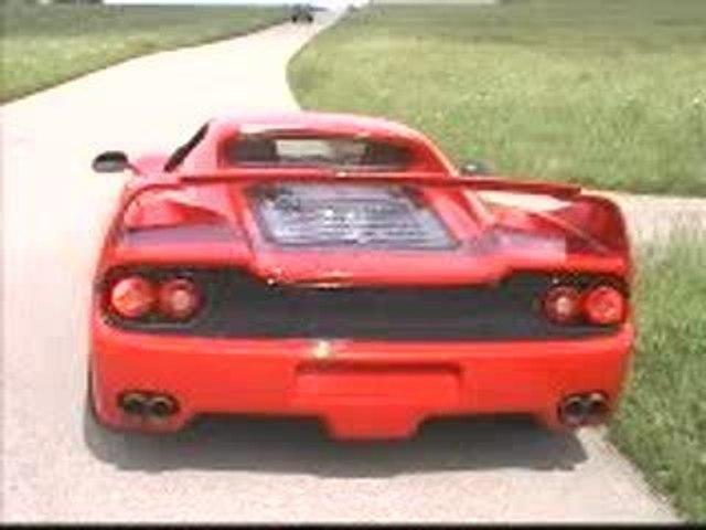 Ferrari F50 twin turbo