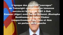 Kabylie :Mr Ferhat Mehenni [1981]et son militantisme!!!!