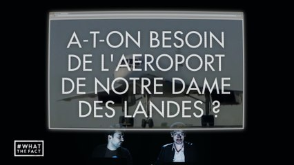 A-t-on besoin de l'aéroport de Notre-Dame-des-Landes ? - What The Fact