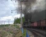 3ТЭ10У-0002 [РЖД] 'Master of the smoke'