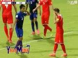 اهداف مباراة ( سوريا 6-0 كمبوديا ) تصفيات كأس العالم 2018 و آسيا 2019