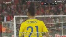 Marcus Berg Fantastic Chance - Turkey vs Sweden Friendlies