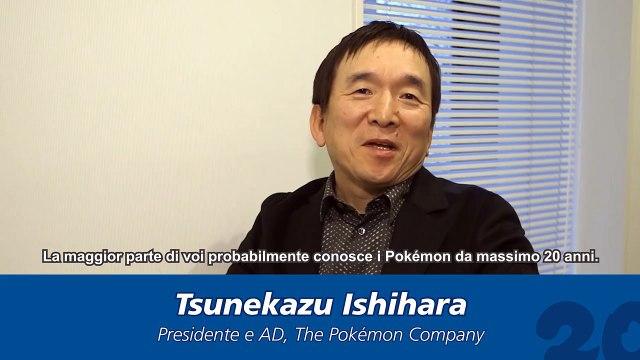 #Pokemon20: Tsunekazu Ishihara di The Pokémon Company