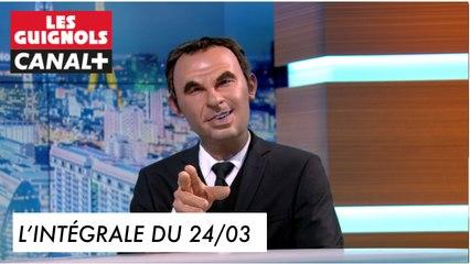 Les Guignols, l'intégrale du 24/03 - CANAL+
