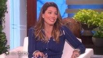 Jessica Biel Addresses Pregnancy Rumors
