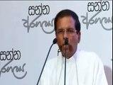 ග්රාමසේවක සිරාගේ කුණු හරුප කතාව.      sri Lanka president