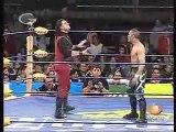 AAA-SinLimite 2009-01-19 Guanajuato 03 Forever Hooligans & X-Pac vs. Jack Evans, Teddy Hart & El Zorro
