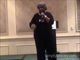 Simply Shirley Christian Comedy - Hard out here for a comedian