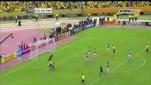 Enner Valencia Goal - Ecuador vs Paraguay 1-0 World Cup - Qualification