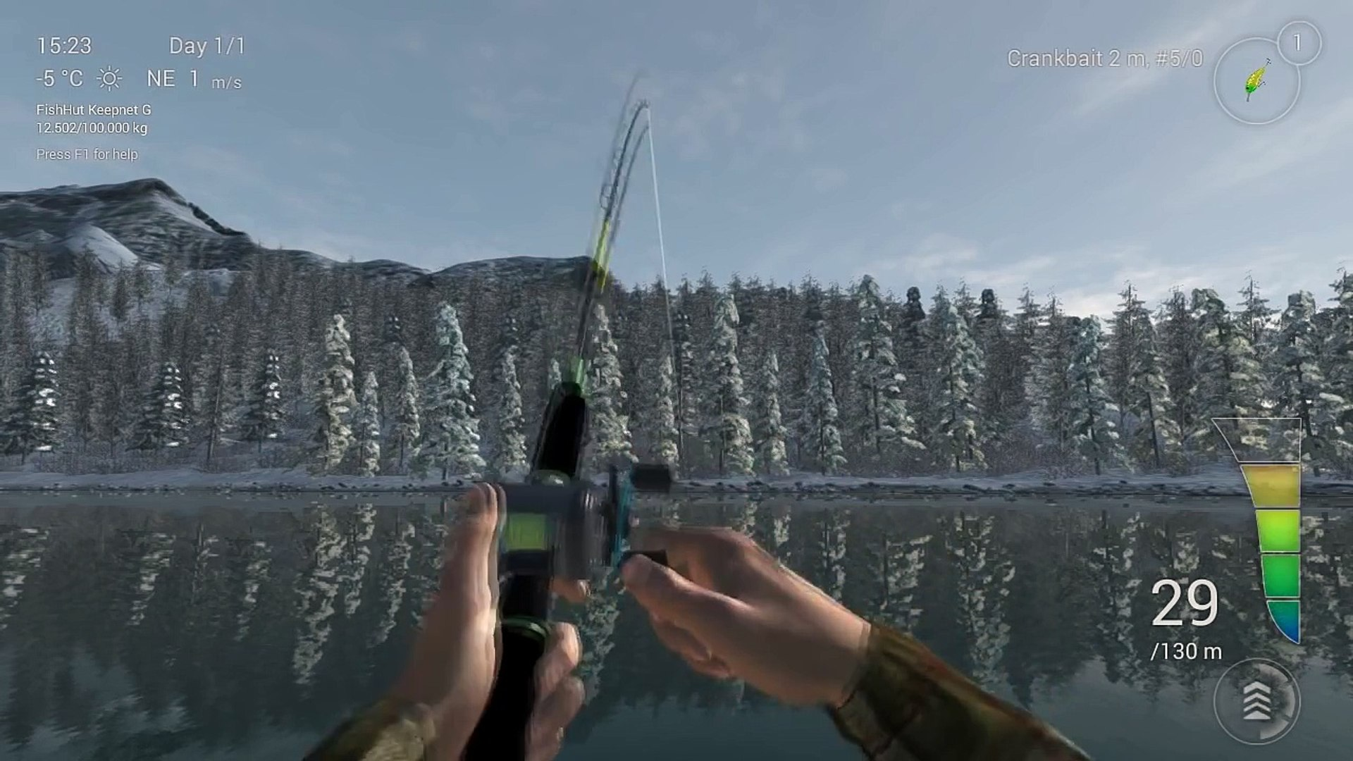 Fishing Planet Game, How To Catch A Trophy Atlantic Salmon In Alberta Guide