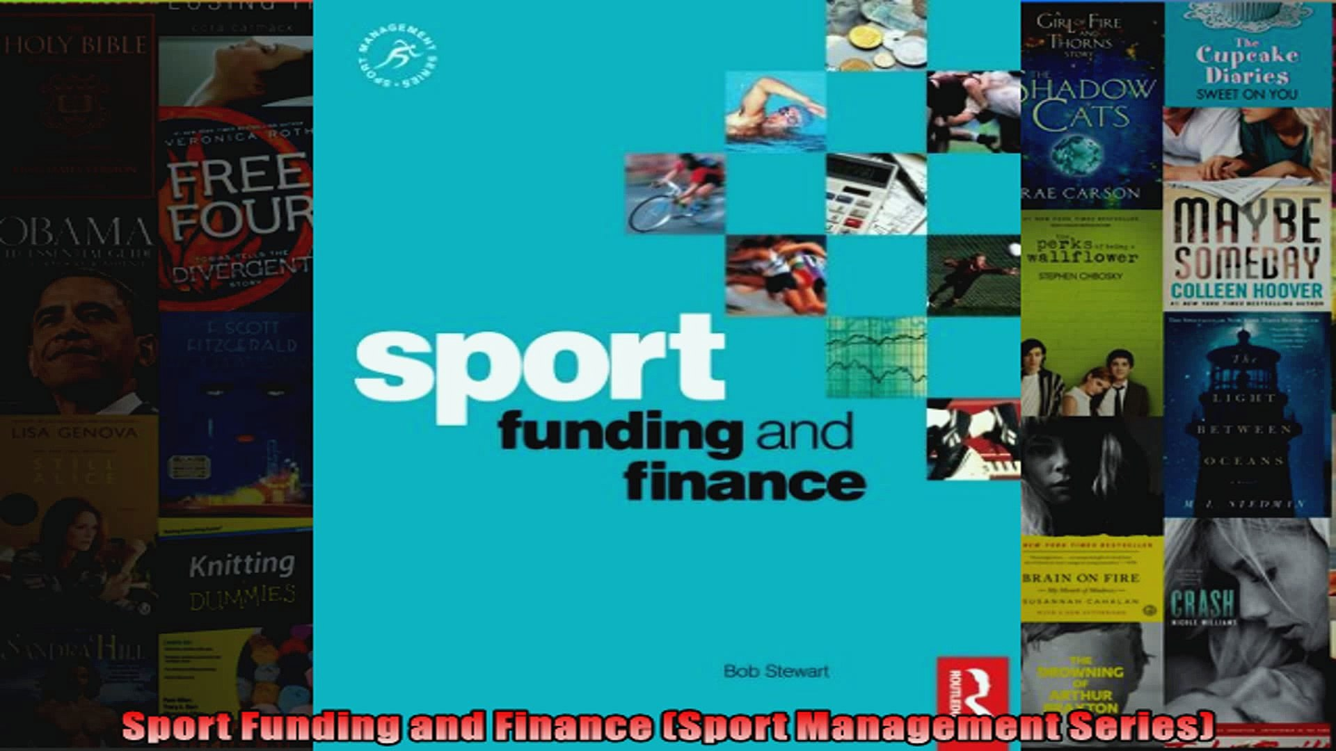 Sport Funding and Finance Sport Management Series
