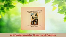 PDF  Art Fundamentals Theory and Practice Free Books