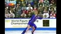 Dorota Zagórska / Mariusz Siudek - 2001 World Championships - SP