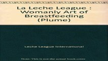 Download The Womanly art of Breastfeeding  Plume