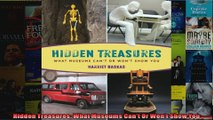 Hidden Treasures What Museums Cant Or Wont Show You