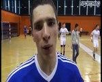 Mondial Handball ISF : interview Théo Moualek