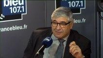 Eric Berger est l'invité politique de France Bleu 107.1