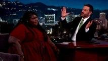 Gabourey Sidibe Pulled a Prank at Jimmy Kimmels Wedding