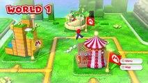 Super Mario 3D World on Wii U – Gameplay Trailer
