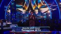 Derek Hughes - Magician - Americas Got Talent - August 18, 2015