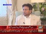 Pervez Musharraf Interview In Dubai - 24th March 2016