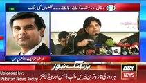 ARY News Headlines 28 January 2016, Ch Nisar Khan vs PPP Sindh Govt & Expert Analysis
