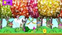 Jeux educatif pour Enfants Dora lexploratrice en Francais   Forêt enchantée