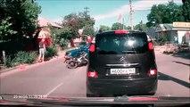 Car crash compilation - 13. Brutal Russian car accidents and collisions. Аварии и ДТП.