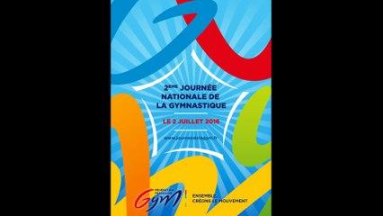 Journée Nationale de la Gymnastique 2016 - Youna Dufournet