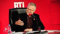 "Bourde de Laurent Ruquier dans ""Les Grosses Têtes"""