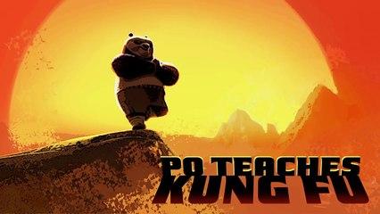 KUNG FU PANDA 3 Movie Clip Training