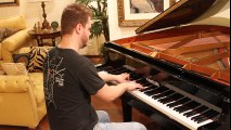 The Cat Concerto Music - Hungarian Rhapsody No.2 on piano Tom And Jerry music  TOM AND JERRY