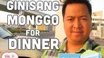 Ginisang Monggo for Dinner (20 Mar 2016) Dubai Pinoy Vlogs