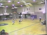 funny videos - extreme basketball accident