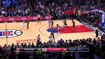 JJ Redick Game-Winner   Blazers vs Clippers   March 24, 2016   NBA 2015-16 Season