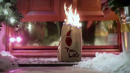 DEADPOOLs Christmas Log!