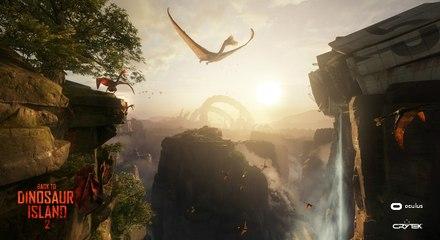 Back to Dinosaur Island Part 2 - Oculus Rift - SDK 0.8