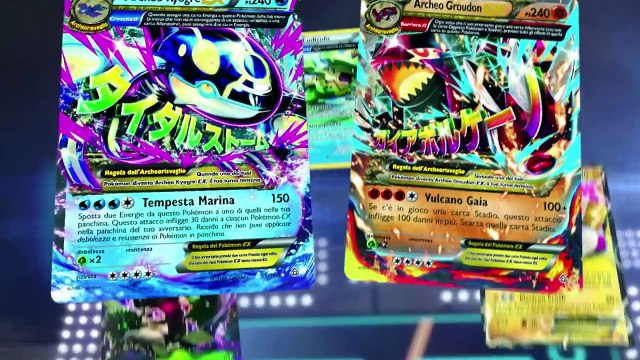 Scatena Pokémon potentissimi in Pokémon Rubino Omega, Pokémon Zaffiro Alpha e il GCC Po