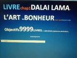 DALAI LAMA-L'ART DU BONHEUR-LIVRE-Chap1-I OBJECTIFS 9999 LIVRES POUR BONHEUR OPTIMISME Motivation