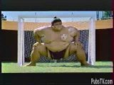 Commercials- World Cup 2002 - Sumo