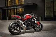 2016 MV AGUSTA BRUTALE 800 First Look - New styling and updated engine for the middleweight Brutale