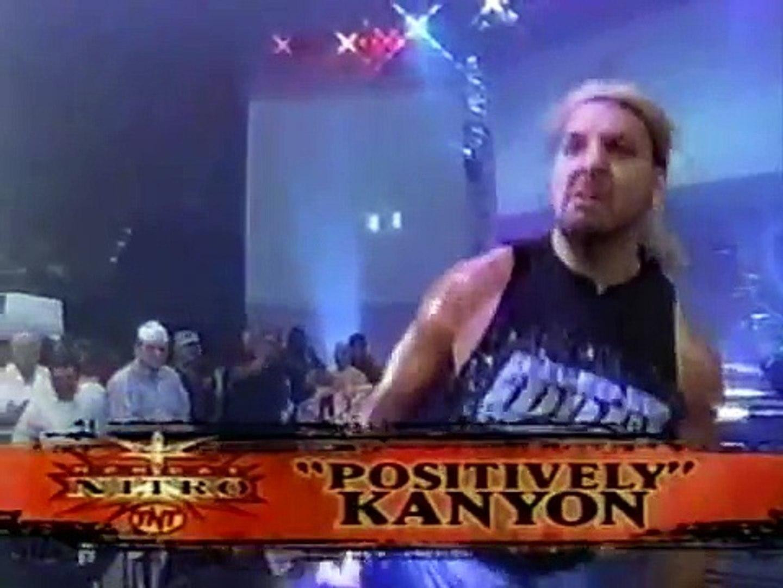 GOLDBERG VS. SCOTT STEINER VS. JEFF JARRETT VS. KANYON - WWE Wrestling - Sports MMA Mixed Martial Ar