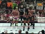 DWAYNE THE ROCK JOHNSON, X-PAC AND ROAD DOGG VS. TRIPLE H, BILLY GUNN AND CHYNA (1999) - WWE Wrestling - Sports MMA Mixed Martial Arts Entertainment