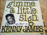 KENNY JAMES -CAN'T KEEP HOLDIN'ON(RIP ETCUT)rKm REC 84