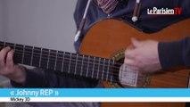Mickey3D chante « Johnny Rep » en live au Parisien