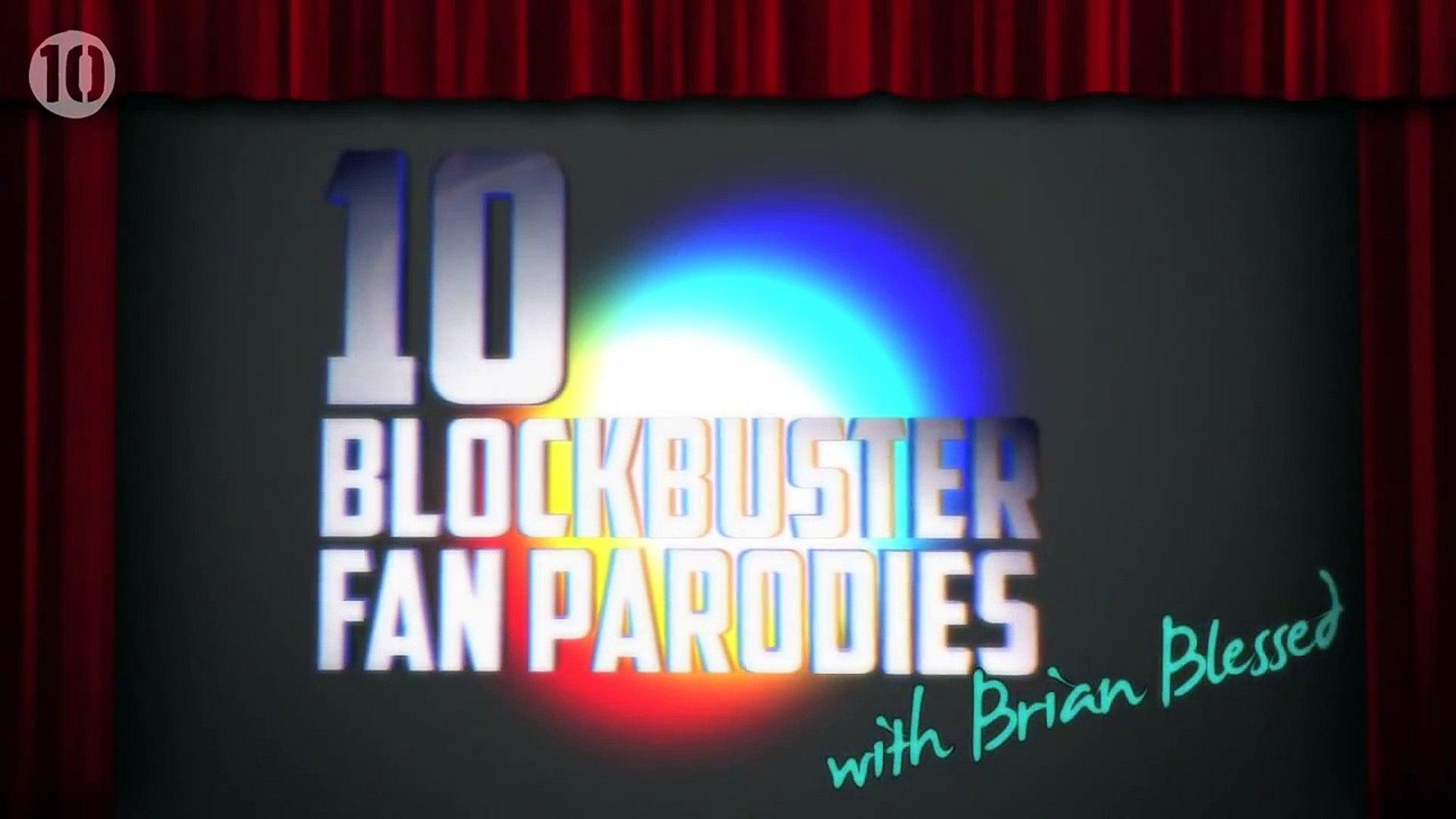 10 Best Blockbuster Fan Parodies w/Brian Blessed