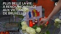 """""""Plus belle la vie"""" a rendu hommage aux victimes de Bruxelles"""