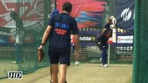ENG vs SL T20 WC Sri Lankan Players Practicing In Nets