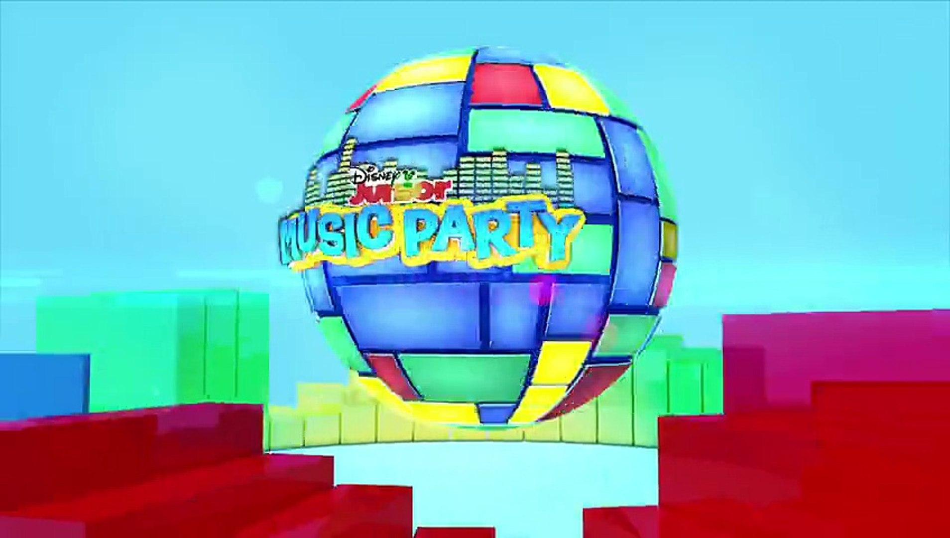 Disney Junior España - Disney Junior Music Party: El centro de atención