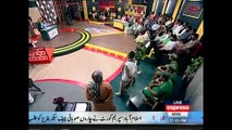 Khabardar With Aftab Iqbal 25 March 2016 | Express News
